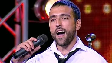 Davit Chaxalyan w X Factor