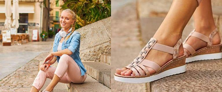 Polki pokochały sandały marki Rieker! Są niezwykle wygodne, stylowe i wysokiej jakości!