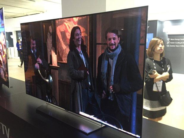 Telewizor OLED LG Signature