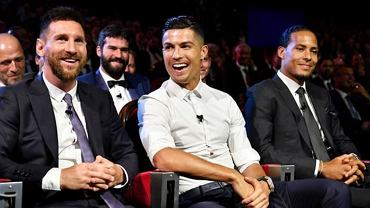 Messi, Ronaldo i Van Dijk