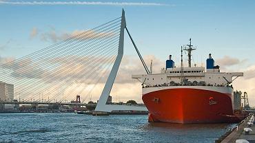Statek Mighty Servant / fot. Shutterstock