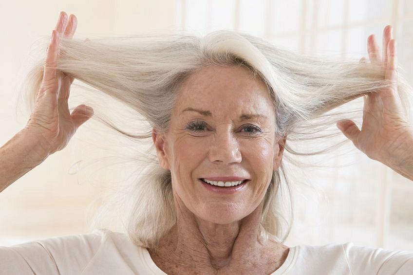 wypadanie włosów po chemii czerwonej