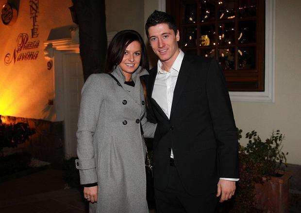 Anna Lewandowska, Robert Lewandowski 2011 rok