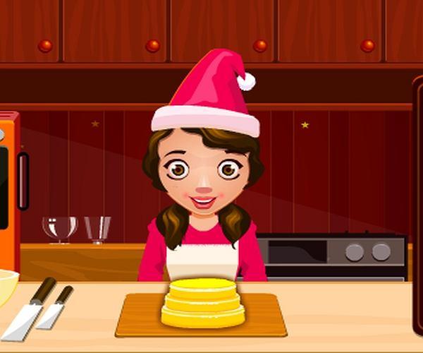 Świąteczna piekarnia