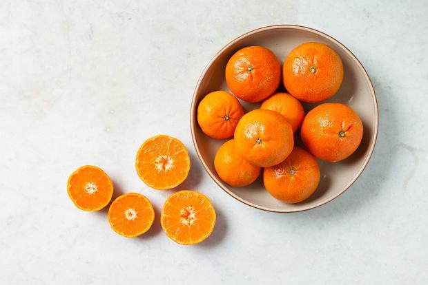 Klementynki są słodsze od mandarynek, a ich skórka jest cieńsza