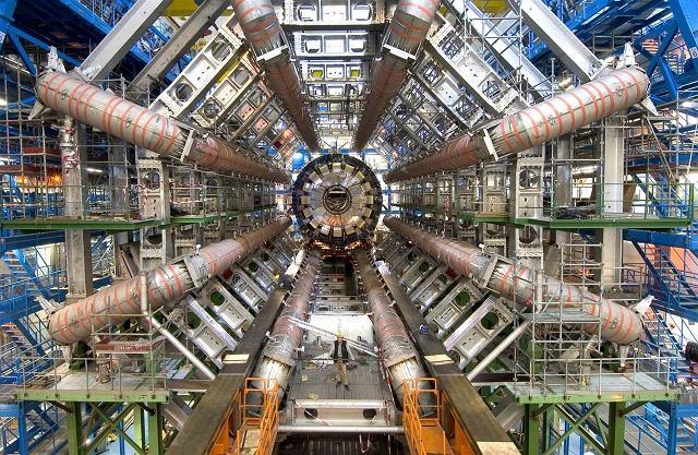LHC - Wielki Zderzacz Hadronów