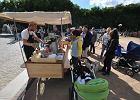 Szczecinianie bronią rikszy z kawą. Jest szansa na ocalenie Cafe Rower