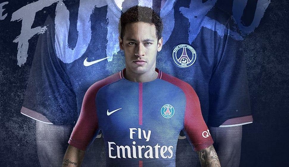 Neymar w PSG?