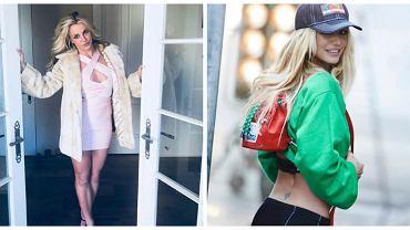 Britney Spears dużo odsłania w nowej kampanii Kenzo, ale fani nie są zachwycen