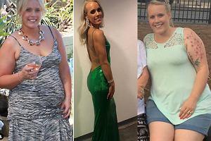 Mama trojga dzieci ważyła 130 kilogramów. Przeszła niesamowitą metamorfozę. Teraz motywuje inne kobiety