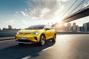Volkswagen ID.4 wjeżdża do Polski w nowych wersjach. Cennik otwiera 156 390 zł