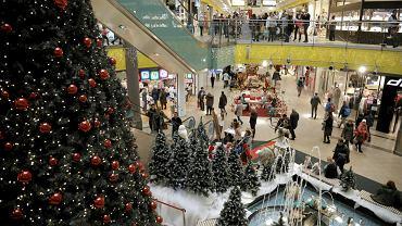Zakupy świąteczne w Galerii Łódzkiej
