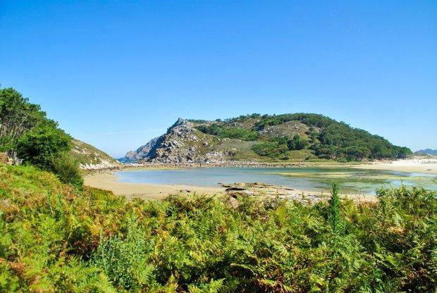Wyspy Cies należące do Hiszpanii