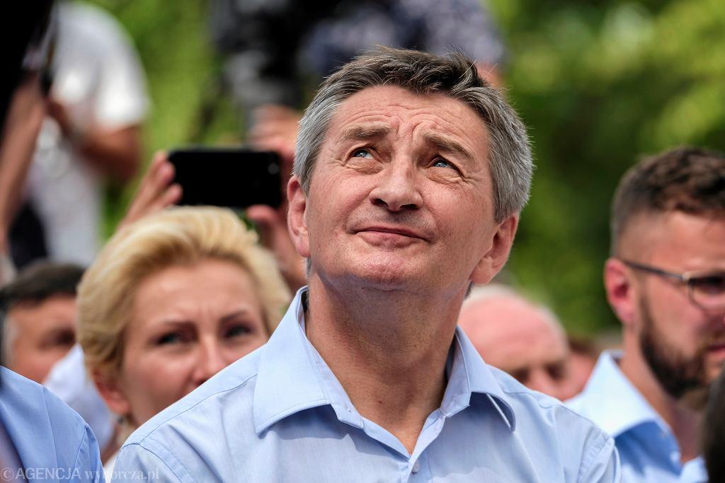 Wyniki wyborów. Marek Kuchciński mistrzem Podkarpacia. 'Afera samolotowa' mu nie zaszkodziła