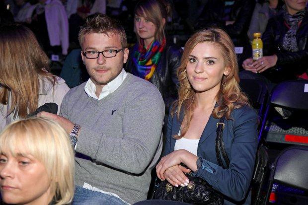 Kasia Tusk i Staszek Cudny