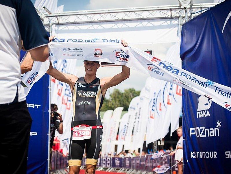 Triathlon w Poznaniu
