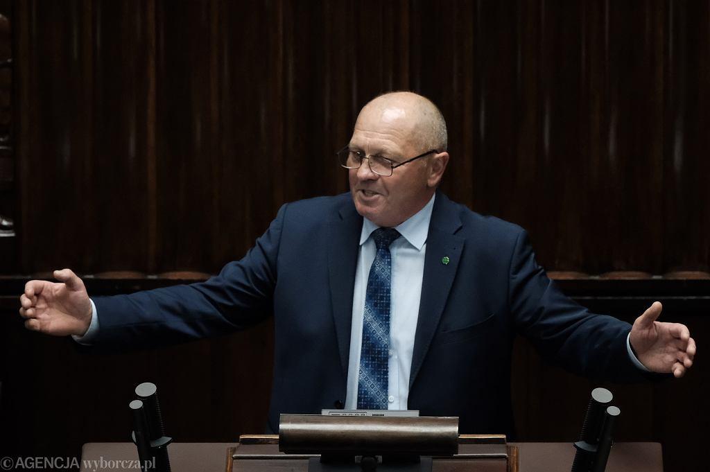 Marek Sawicki z PSL