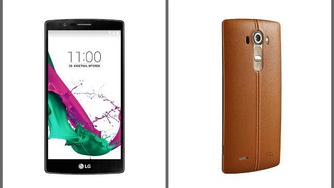 LG G4 - polska premiera telefonu z wyjątkowym aparatem