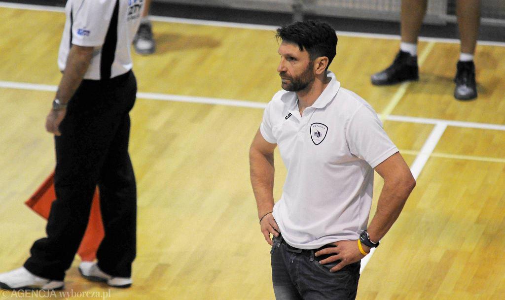 Przemysław Michalczyk, trener Espadonu