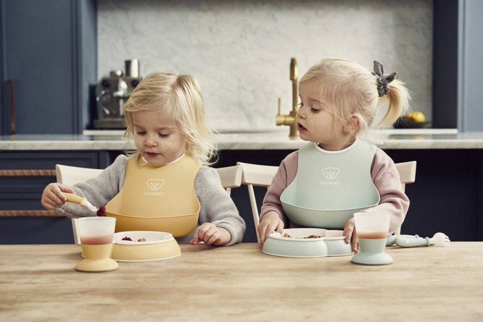 Akcesoria obiadowe dla maluchów