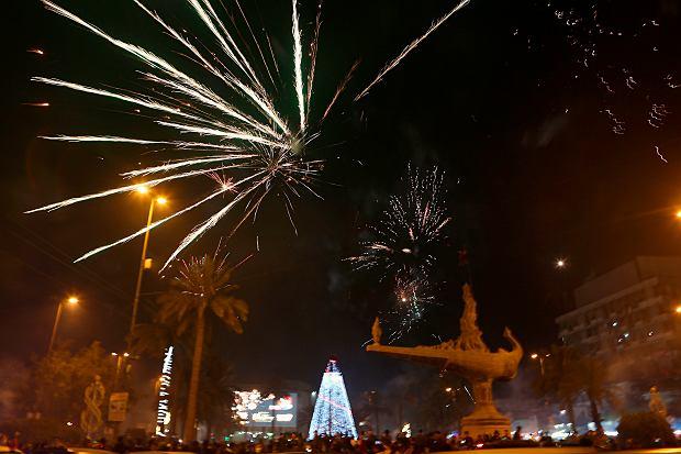 Nowy Rok w Bagdadzie