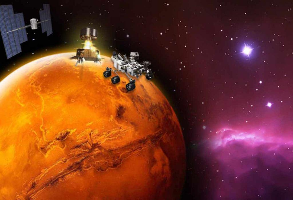 Niezależni od Ziemi - to finalne stadium planu podboju Marsa