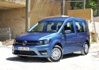Volkswagen Caddy FL | Pierwsza jazda | Więcej wygody
