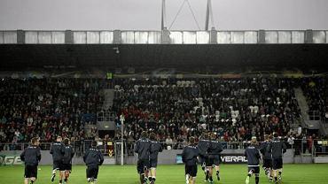 Trening reprezentacji Włoch