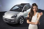 Genewa 2013 - Opel Adam Rocks Concept