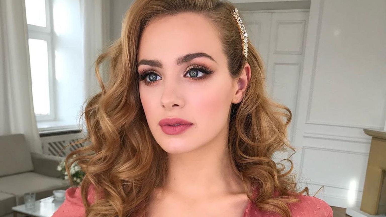 Wiktoria Gąsiewska zmyła makijaż i pokazała się fanom.