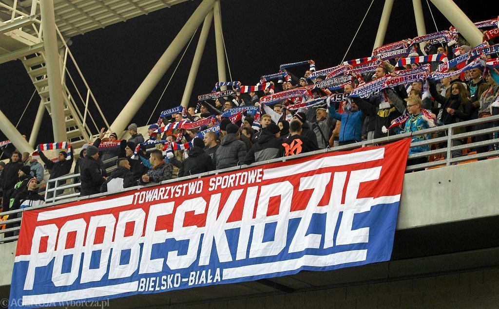 Kibice Podbeskidzia Bielsko-Biała
