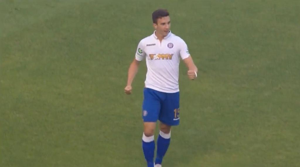 Ante Palversa zawodnikiem Manchesteru City