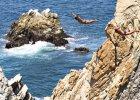 Mój pierwszy raz: cliff diving