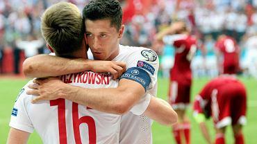 Polska - Gruzja 4:0. Jakub Błaszczykowski i Robert Lewandowski