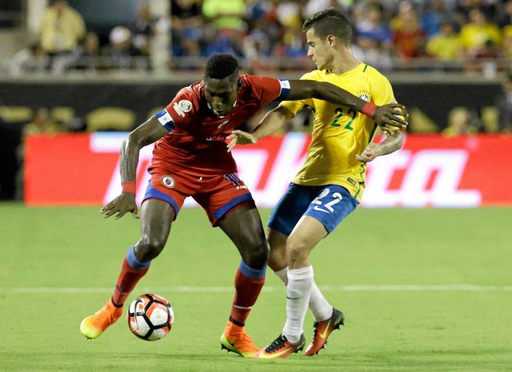 Copa America. Brazylia - Haiti