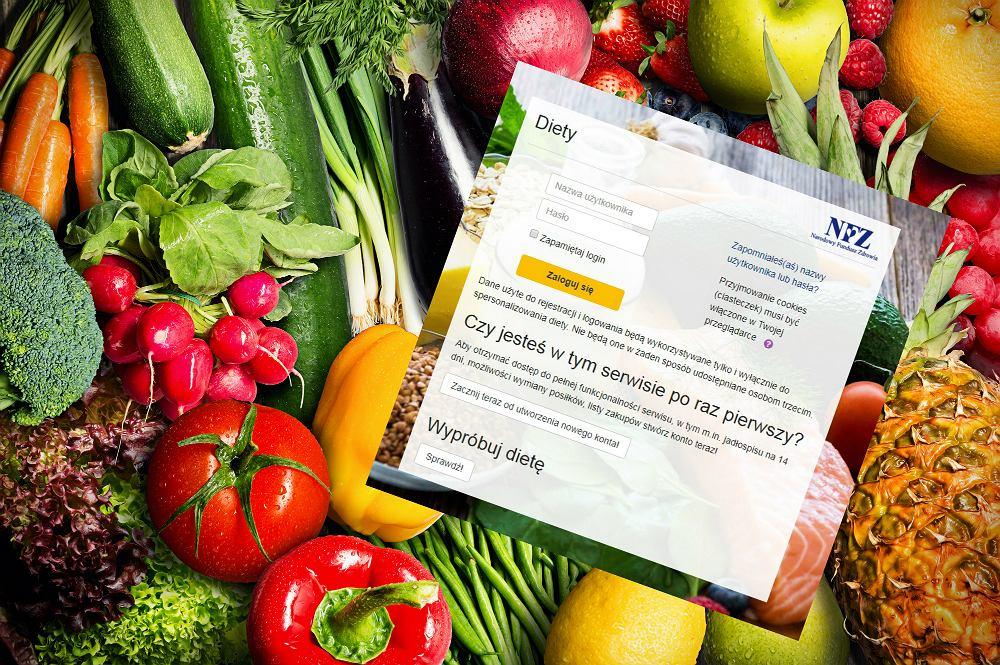 Nfz Stworzyl Darmowa Platforme Z Dietami Dla Wszystkich Co Oferuje