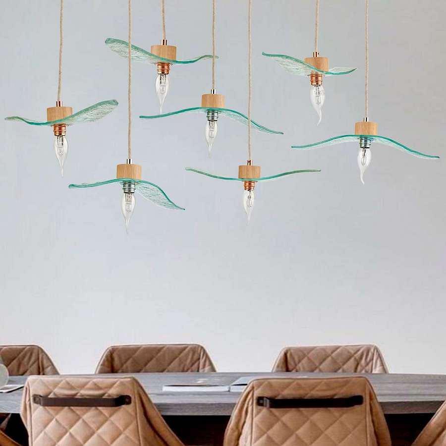 Lampa o nazwie Loft Lecące od marki Witszkło