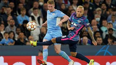 Manchester City - RB Lipsk 6:3