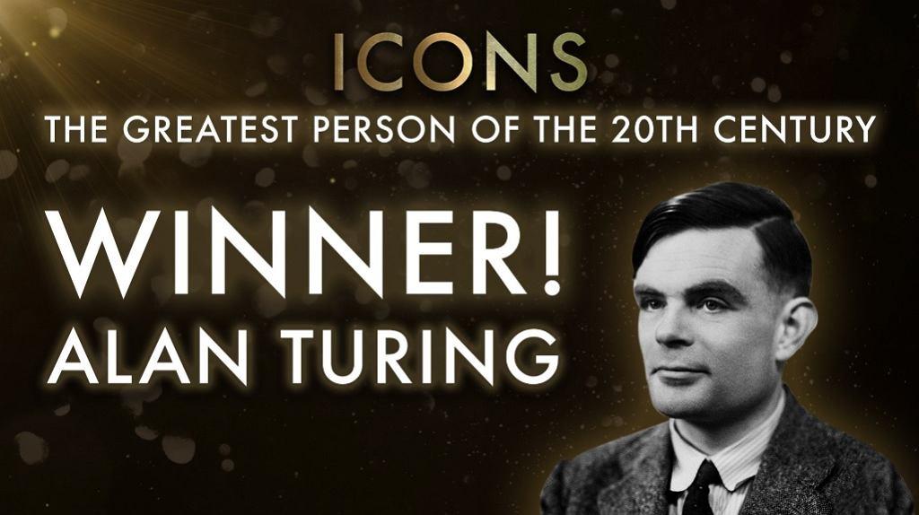 Alan Turing najbardziej wpływową postacią XX wieku według widzów BBC