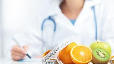 Czy zajmuje się dietetyk i dietetyka?