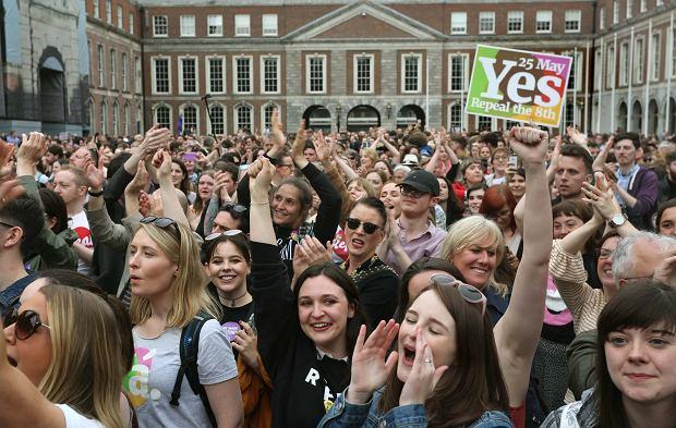 Gdy rząd ogłosił referendum, wiedziałyśmy już, że ponad jedna trzecia społeczeństwa na pewno zagłosuje za zniesieniem ósmej poprawki (fot. Materiały prasowe / Derek Speirs)