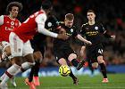 Arsenal upokorzony przez Manchester City. Popis Kevina De Bruyne!
