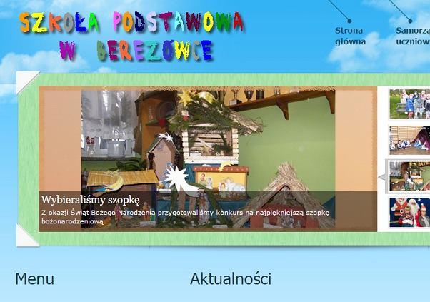 Szkoła w Berezówce