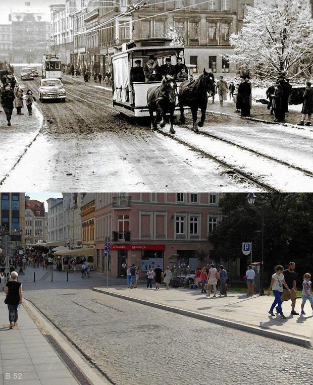Zdjęcie numer 19 w galerii - Bydgoszcz wczoraj i dziś. Te same miejsca sfotografowane po latach