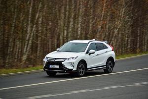 Atrakcyjny i rozsądnie wyceniony SUV. Mitsubishi Eclipse Cross to konkurencyjna propozycja