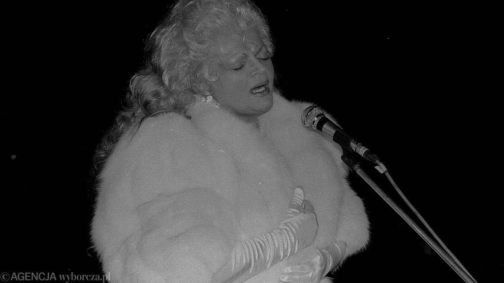 Violetta Villas, rok 1992
