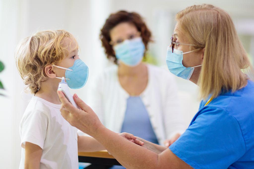 Koronawirus u dzieci z nowotworami