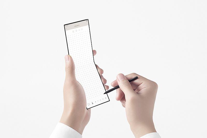 Oppo prezentuje koncepcyjny smartfon wielokrotnie składany