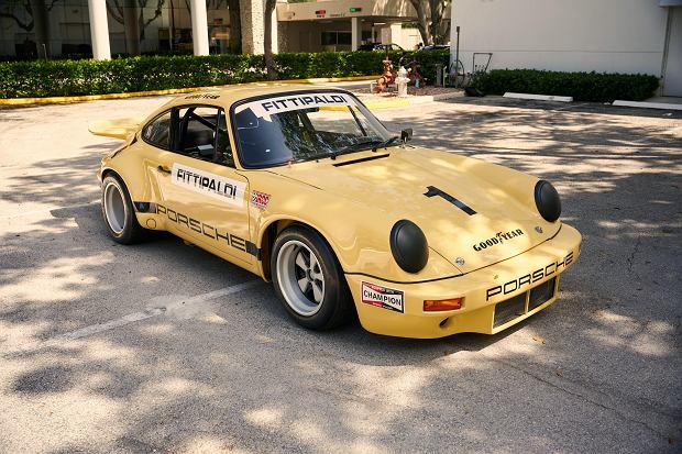 To Porsche już przebiło trzy miliony zł. Kolekcjonerzy szaleją, to auto Escobara