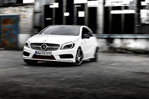Mercedes A250 Sport - Tets